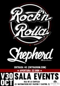 shepherd rock