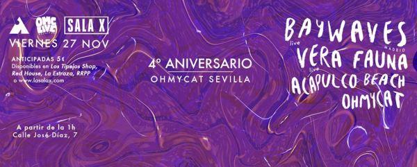 Aniversario OhMyCaT