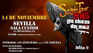 LCDM Sevilla 2015 Cartel
