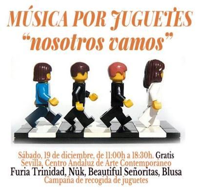 Musica por juguetes