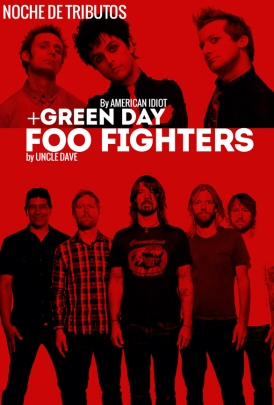 Foo-Fighters-Y-GREEN-DAY-TRIBUTOS-sala malandar